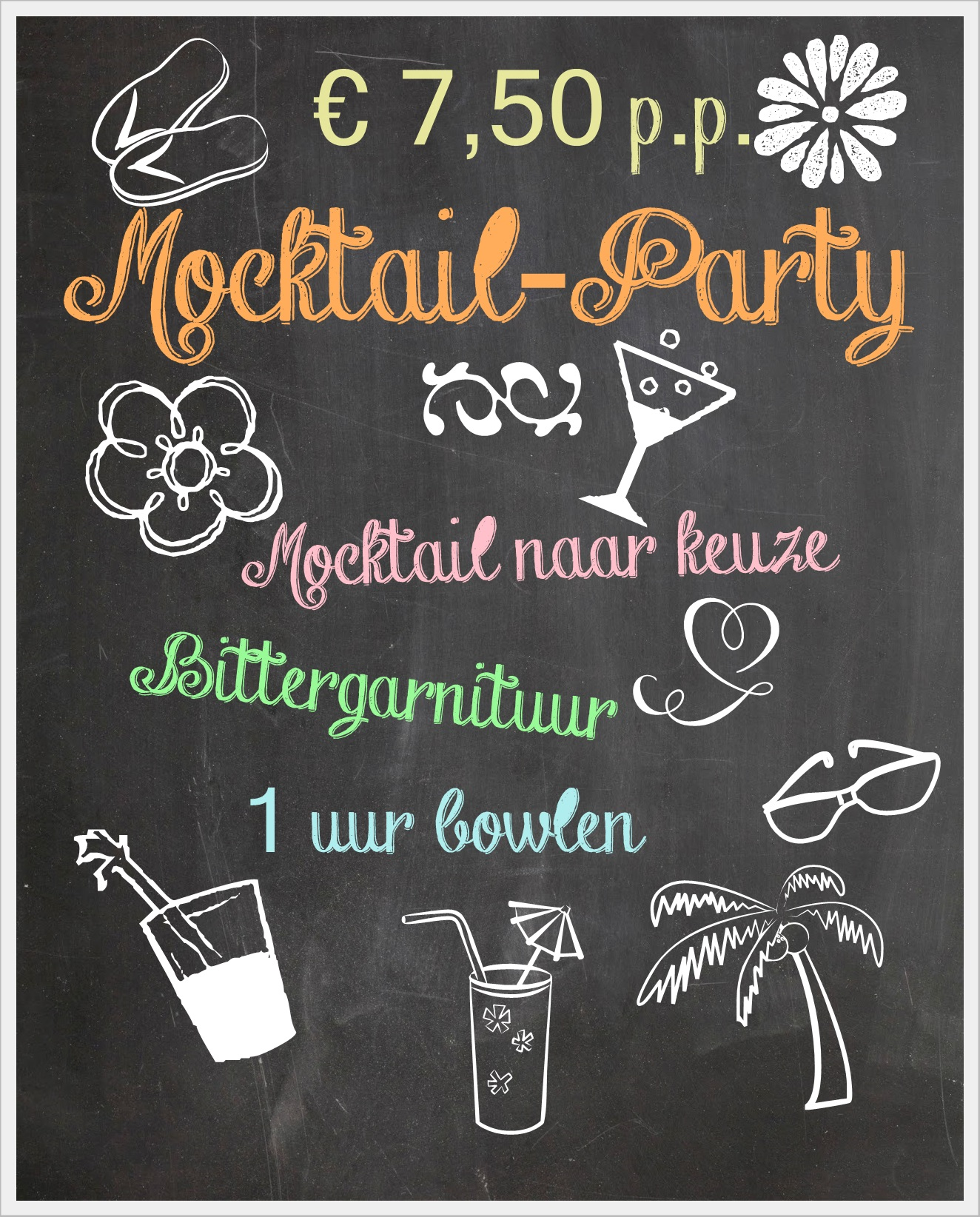 Mocktailparty